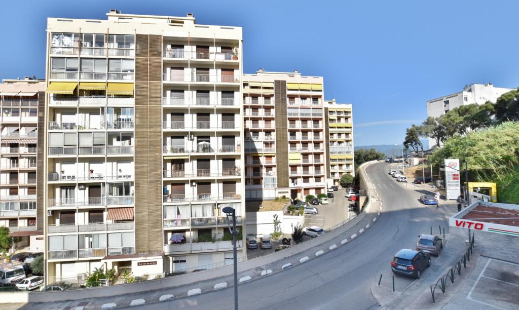 AJACCIO Studio 33m² avec terrasse