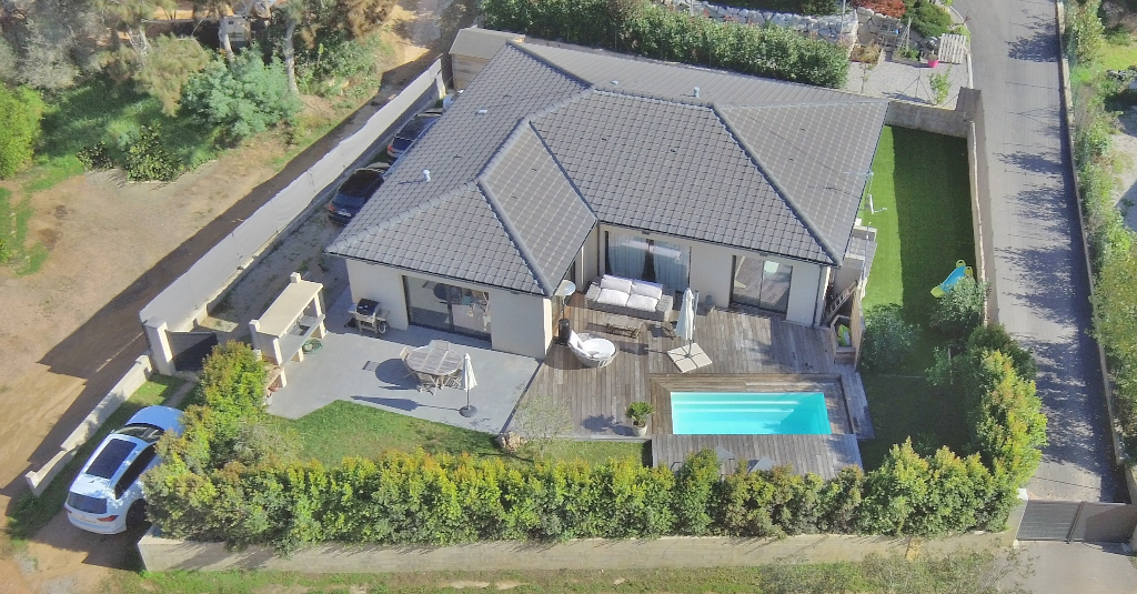 PIETROSELLA Villa F5 récente + piscine