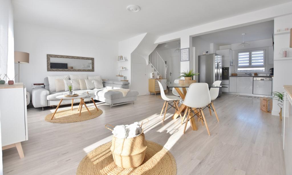 AJACCIO Mezzavia - Maisonnette T4 rénovée 90m²