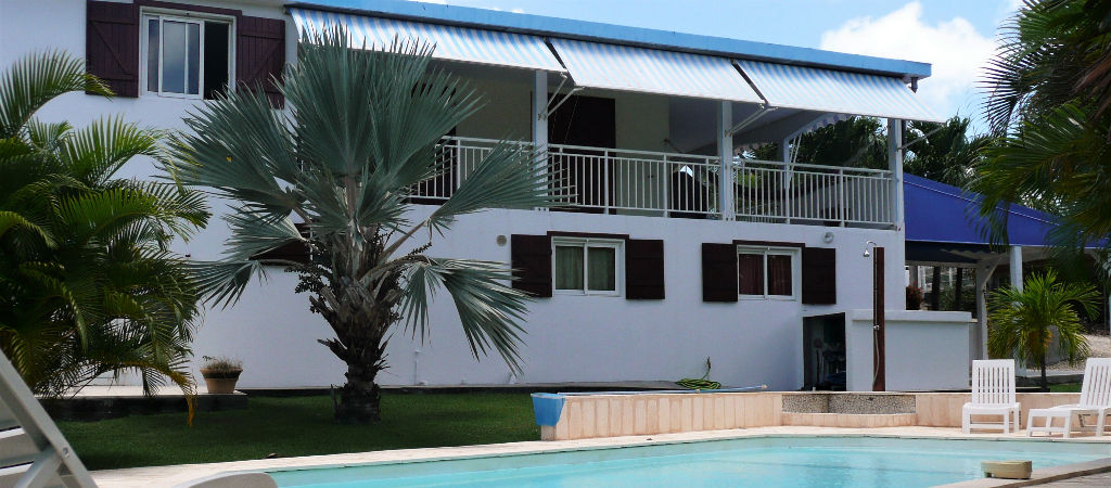 Ensemble Touristique - Guadeloupe, Anse Bertrand 12 pièce(s) 420 m2