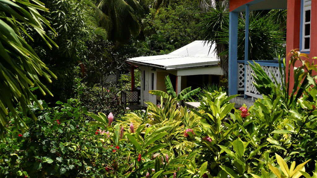 Ensemble touristique Guadeloupe