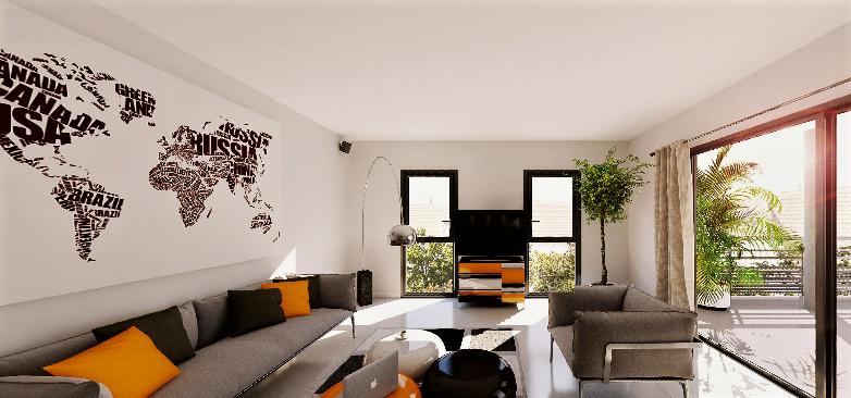 Appartement  de luxe au coeur de Saint-Tropez 4 pièce(s) 140 m2