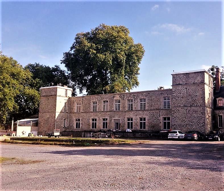 Affaire très rentable Château avec Discothèque-Terrains constructibles