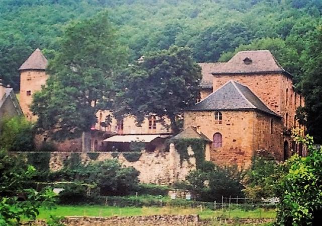 Château exploité en hôtel-restaurant