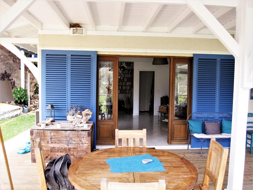 Villa avec  vue sur la mer des Caraïbes,  rentabilité locative élevée