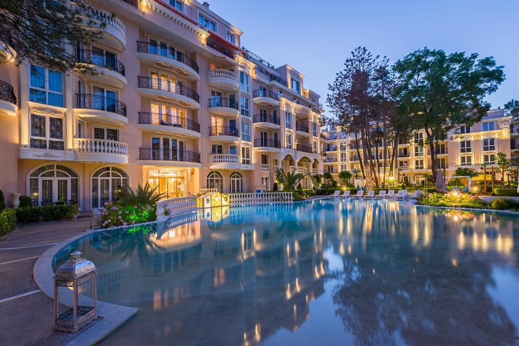 Votre résidence secondaire de luxe à petit prix pour des vacances de rêve à Sunny Beach