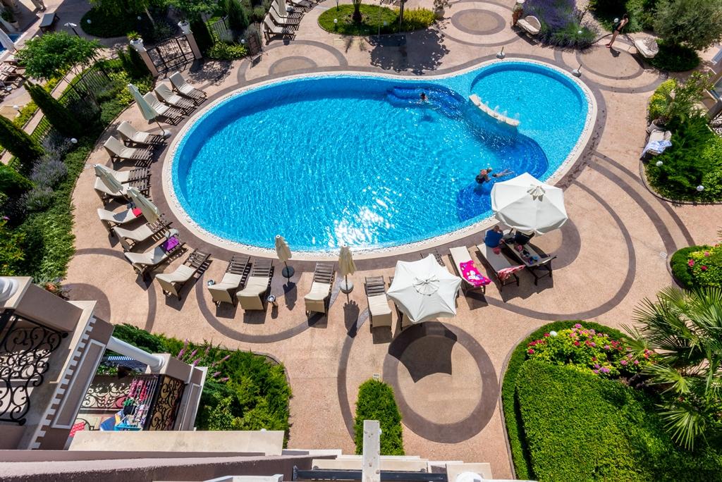 Investissez dans une résidence de luxe dans la célèbre station balnéaire « Sunny Beach » pour des vacances de rêve et pour un revenu locatif d'appoint
