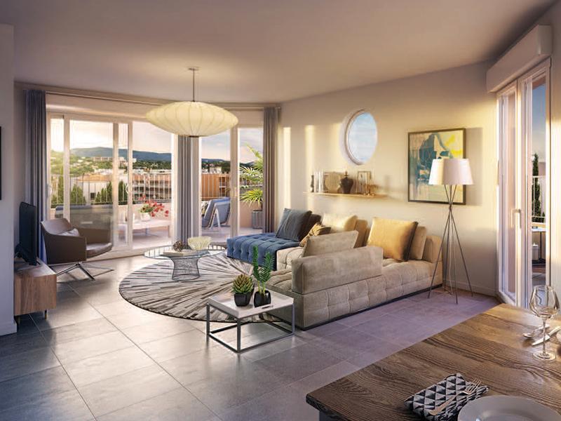 Appartement avec terrasse, la douceur de vivre à Cavalaire !