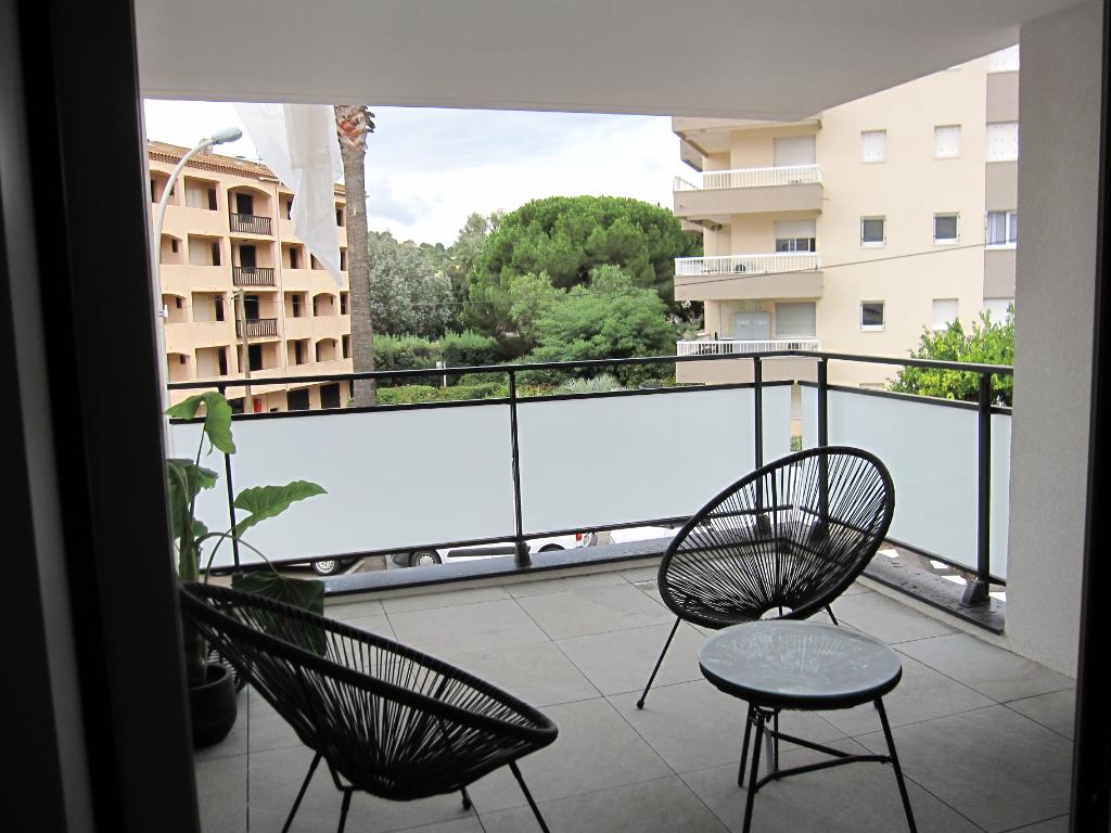 Profitez de la douceur de vivre à Cavalaire appartements T2 à T4