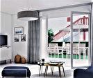 Appartement  2 pièces  avec terrasse et jardin