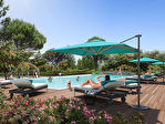 Sur Valras-Plage, Villa neuve  dans une Résidence de tourisme