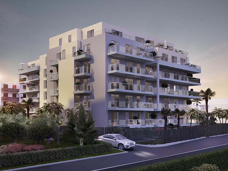 Bel appartement avec terrasse très proche plage