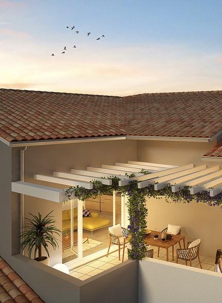 Appartement Toulon 3 pièce(s) 61.6 m2