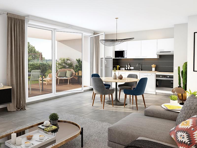 Appartement Saint Raphael 1 pièce(s) 18.57 m2