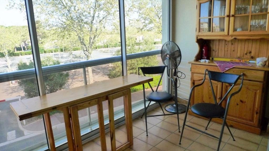 Terrasses d'Hélios deux pieces meubles  au 1er étage