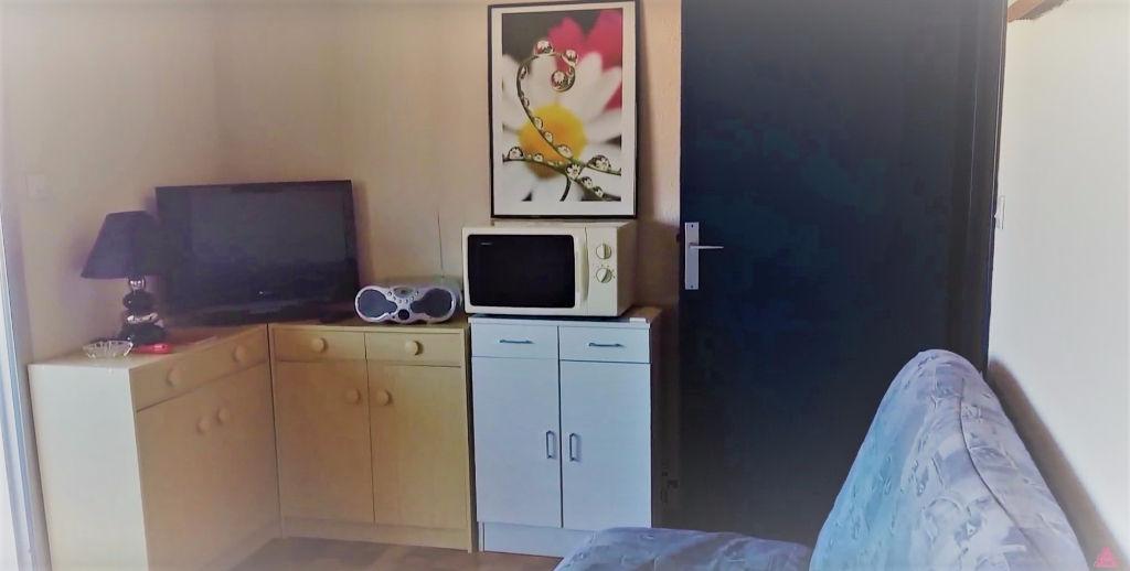 A vendre Cap d'Agde  appartement studio cabine mont Saint martin