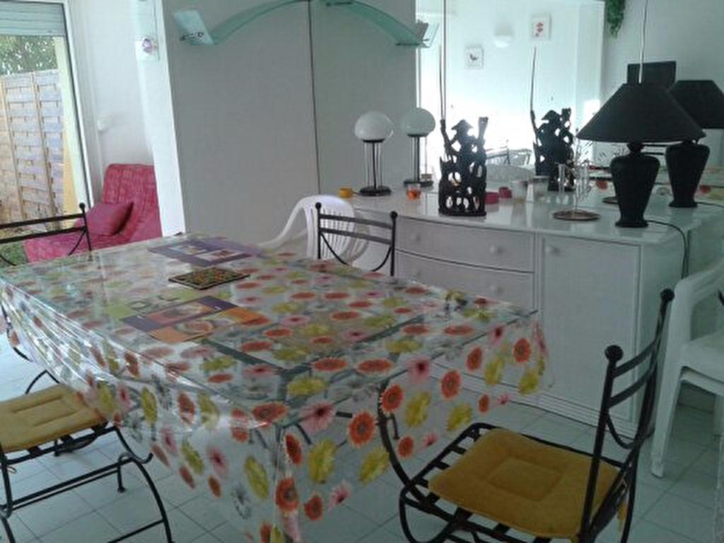 Appartement  2 pièce(s) rez jardin
