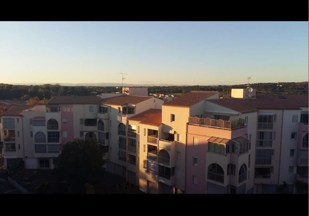 Cap d'Agde Appartement  location à l'année 3 pièce(s) 45 m2
