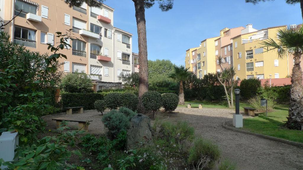 Appartement  1 pièce(s) 19.73 m2