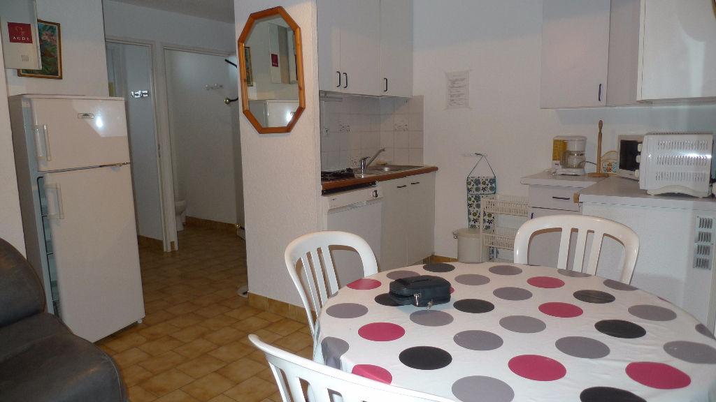 Appartement Le Cap D Agde  3 pièce(s)