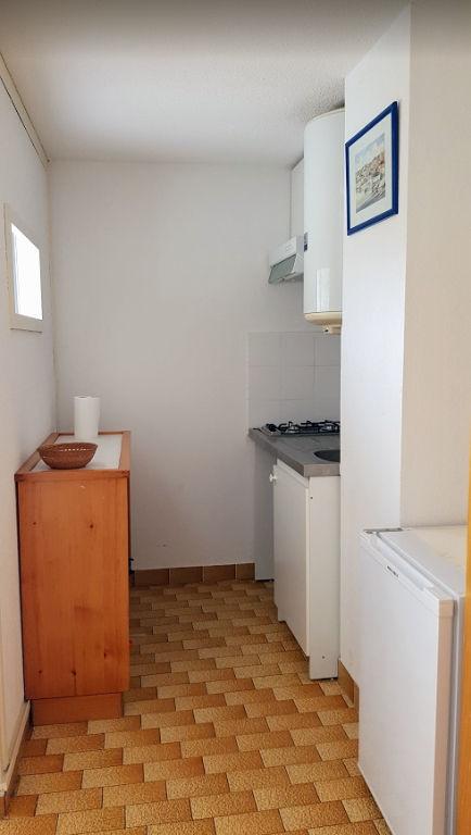 Cap d'Agde a la vente Studio cabine avec parking