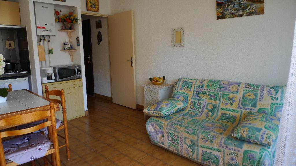 Appartement  2 pièce(s) 25.52 m2