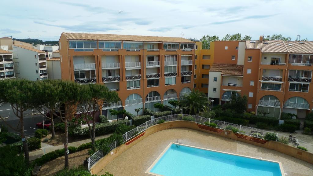 Appartement Le Cap D Agde  3 pièce(s) 40.46 m2