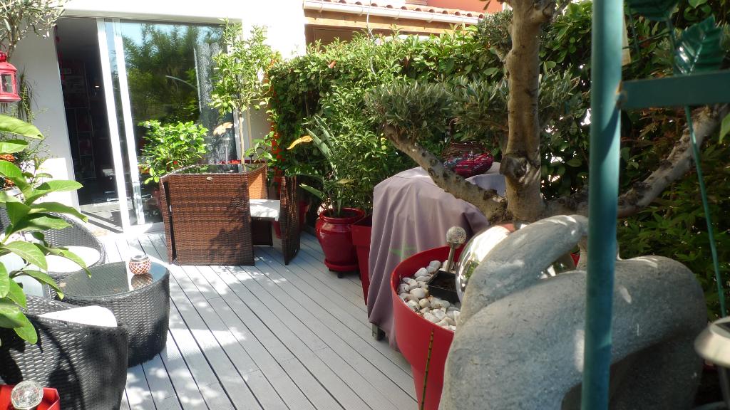Appartement Le Cap D Agde  1 pièce(s) 32 m2