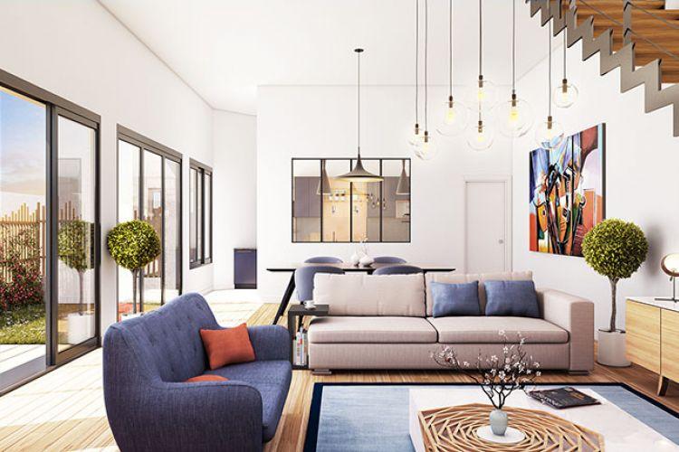 Appartement Bordeaux 1 pièce(s) 38 m2