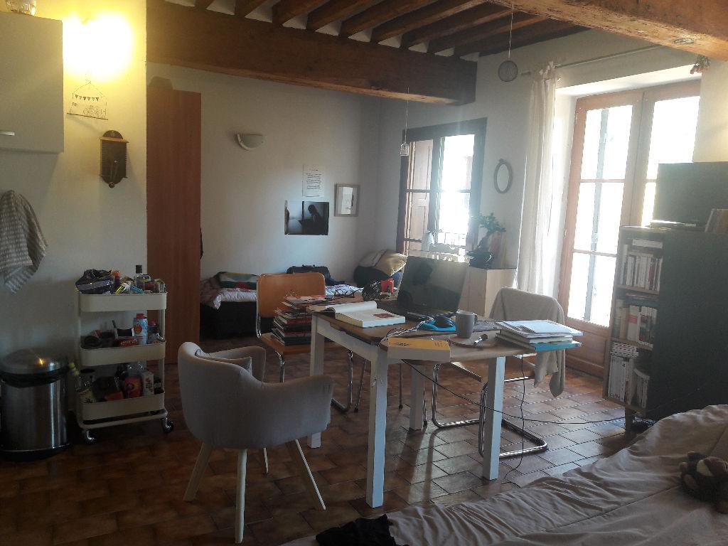 Studio 26 m2 avec terrasse