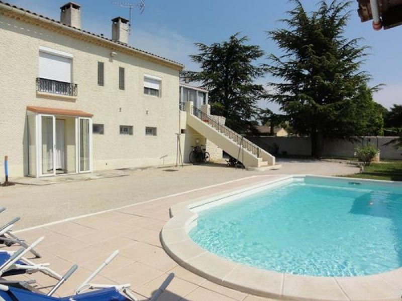photo de Le THOR, villa T6 divisée en 2 appartements de 200 m²
