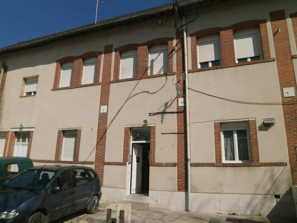 APPARTEMENT 2 PIECES LIBRE A VIERZON