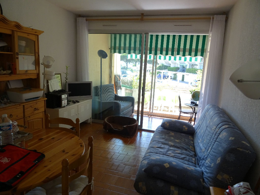 STUDIO 25 M² PORT CAMARGUE    109200 €