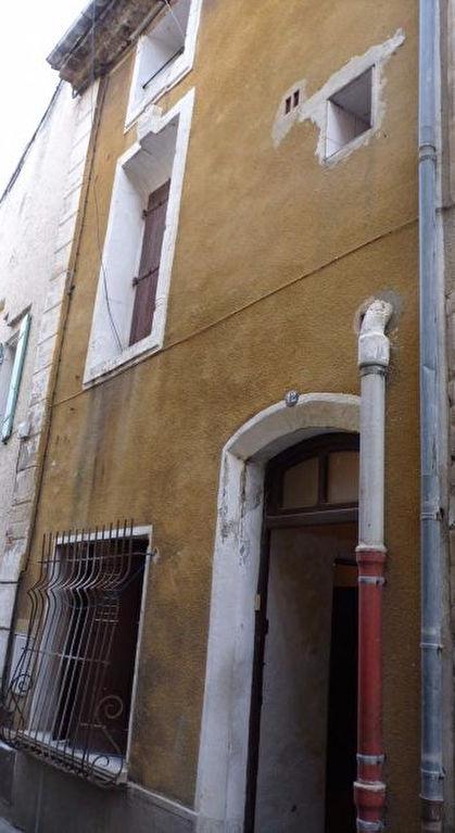 Maison de ville  a rénover