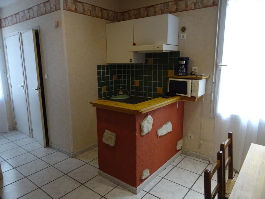 Appartement Le Grau Du Roi 2 pièce(s) 25 m2