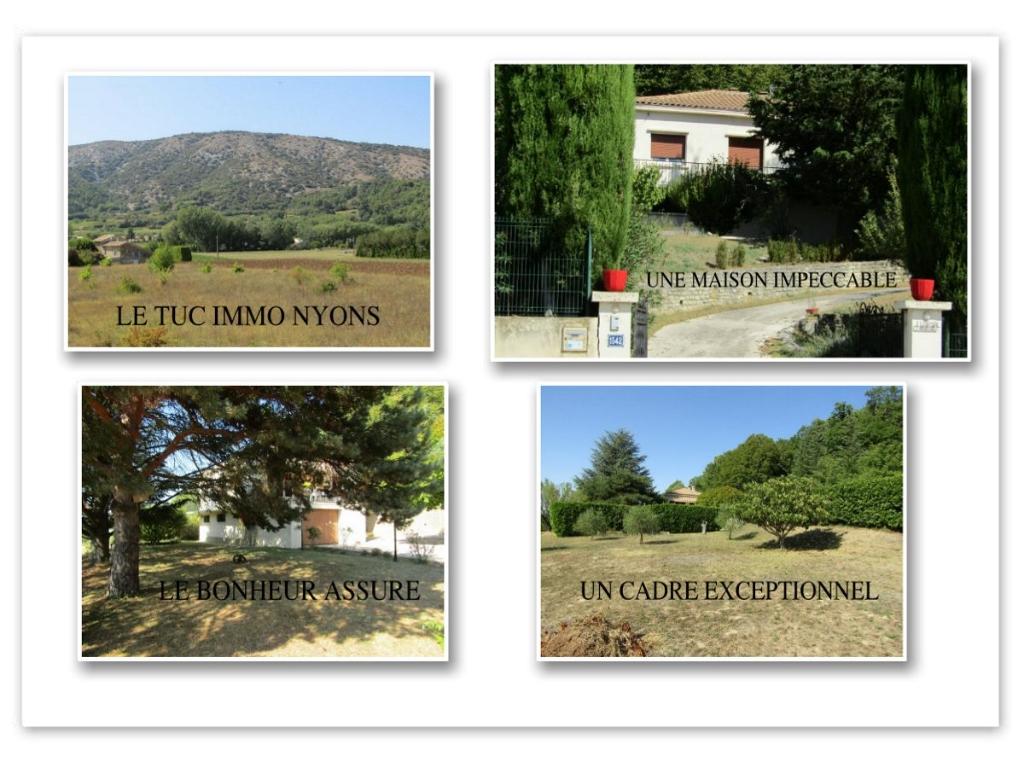 Maison  10 pièce(s) 120 m2 - 4532 m2 de terrains avec arbres fruities et source - Contact : 0699425308