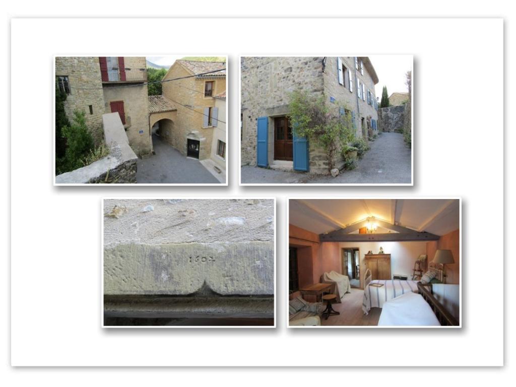 Maisonde village en pierre de taille entièrement rénovée de 165 m2 avec son jardin de 1546 m2 et forage 0699425308