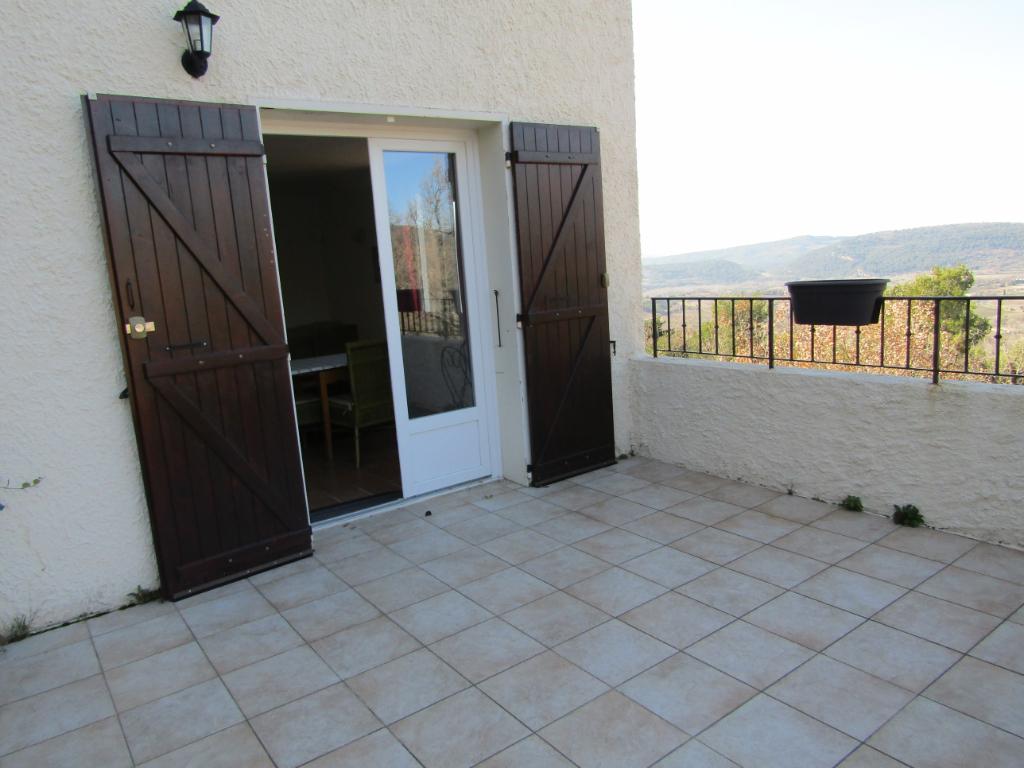 Villa  6 pièce(s) 139 m2 vue exceptionnelle et au calme . bon standing 0699425308