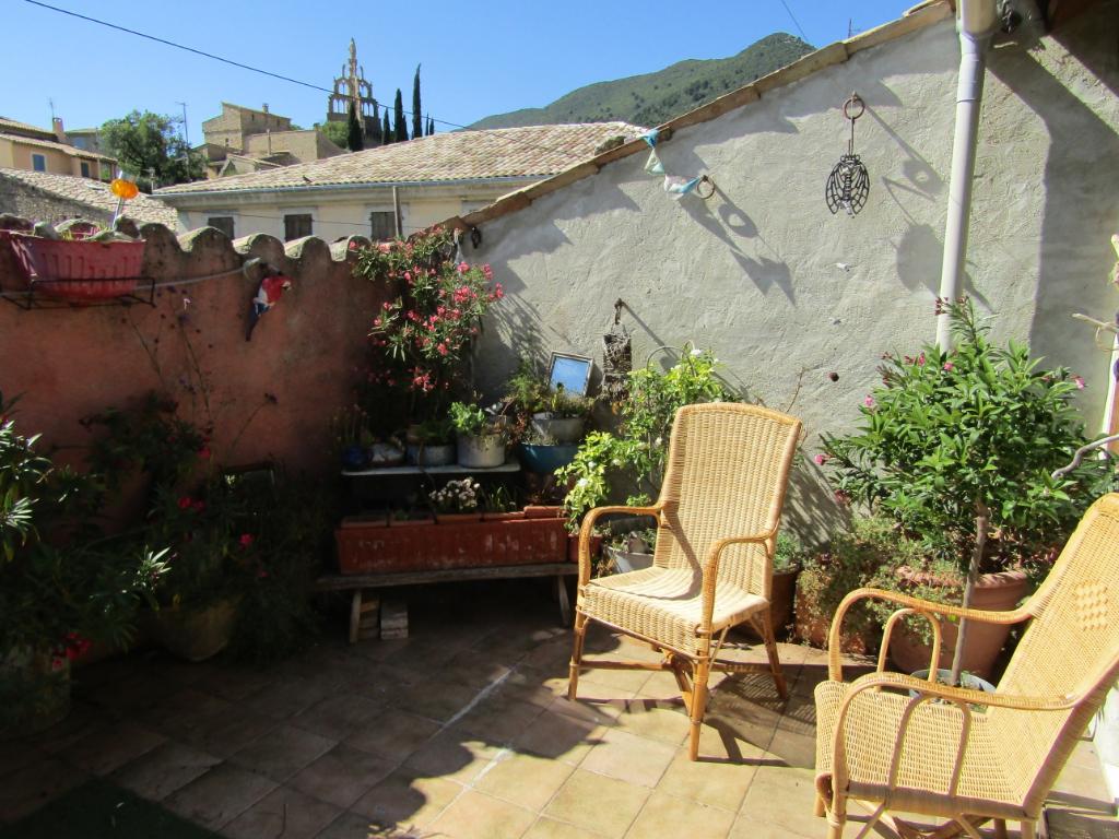 Magnifique maison en pierre centre Nyons 6 pièce(s) 150 m2 : 0699425308
