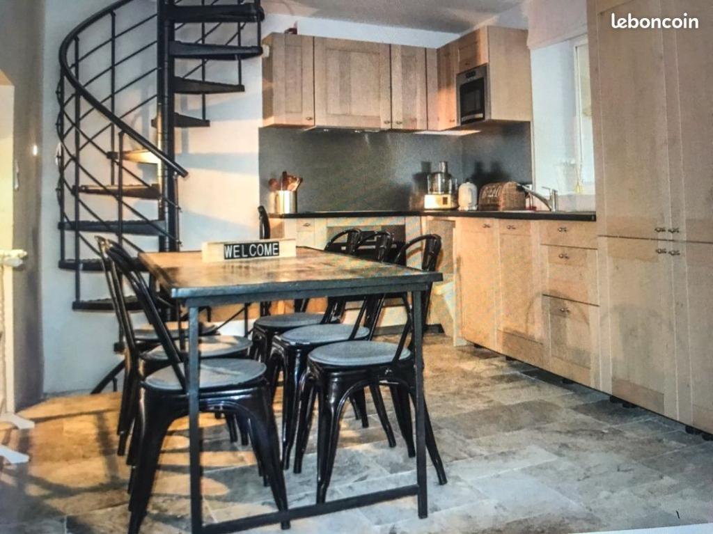 Superbe Maison de village Seguret 4 pièce(s) 73 m2 0670225358