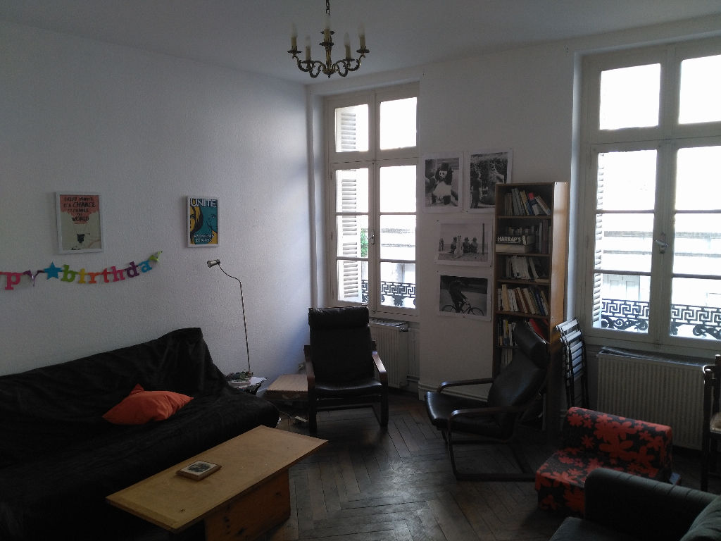 PLEIN CENTRE VILLE -  APPARTEMENT TYPE 4