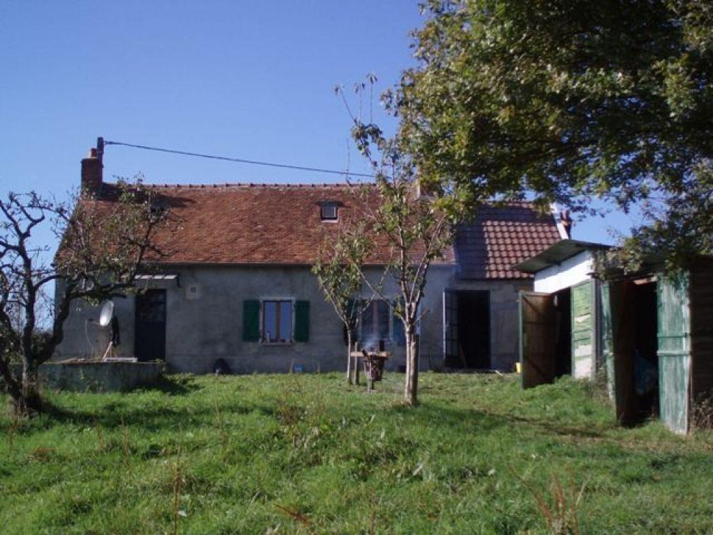 Maison avec rénovation à terminer; avec une vue magnifique.