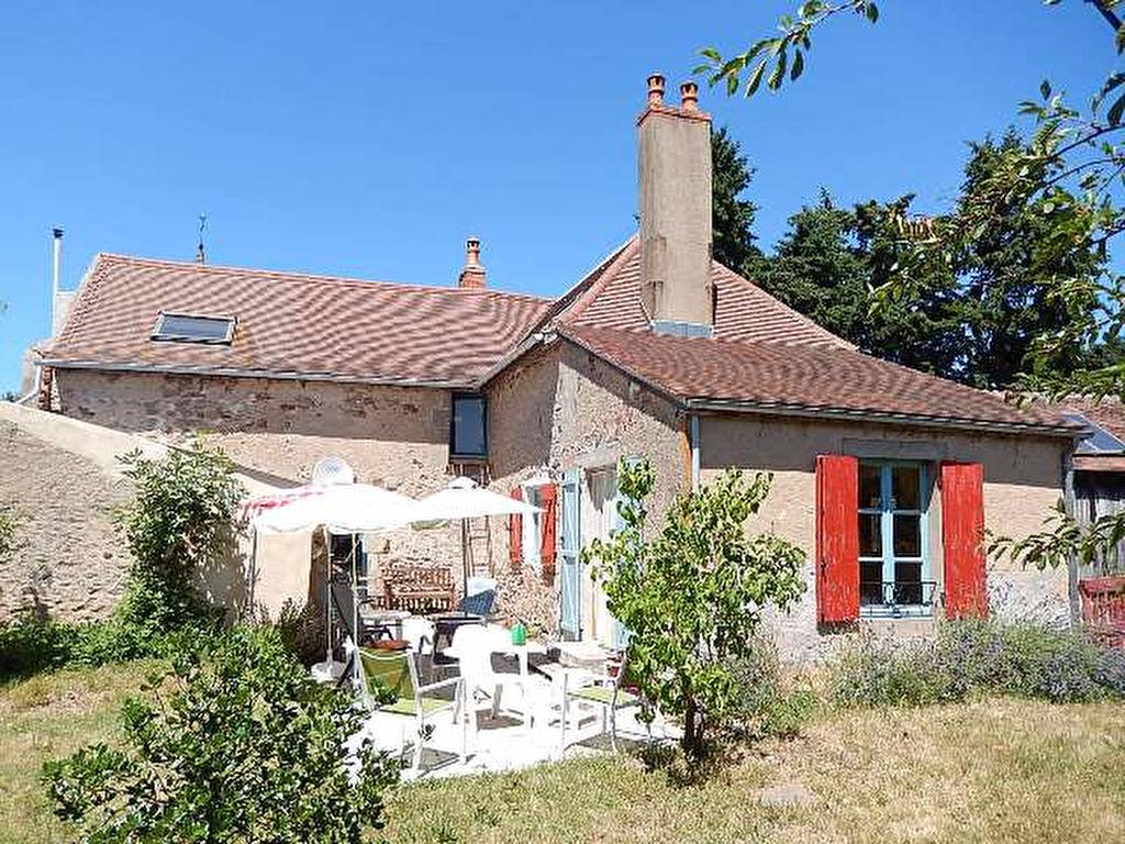 Maison individuelle Saint Caprais sur un terrain de 924 m²