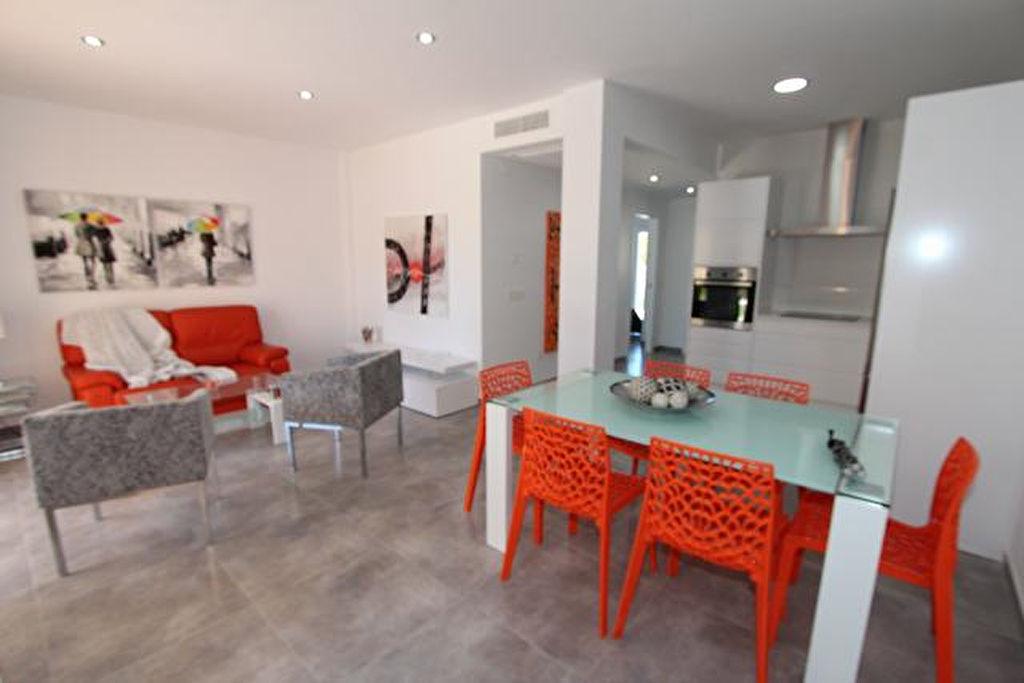Costa Blanca.T3 meublé de 142m² avec parking