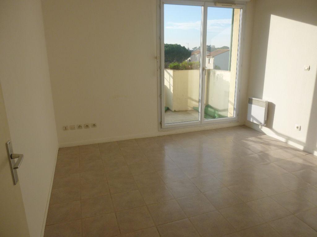 T2 de 35m² avec balcon et place de parking