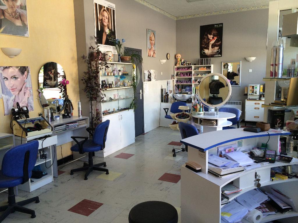 Vente urgente!Salon de coiffure de 50m².