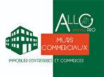 A vendre murs commerciaux de 105 m² environ sur Bayonne