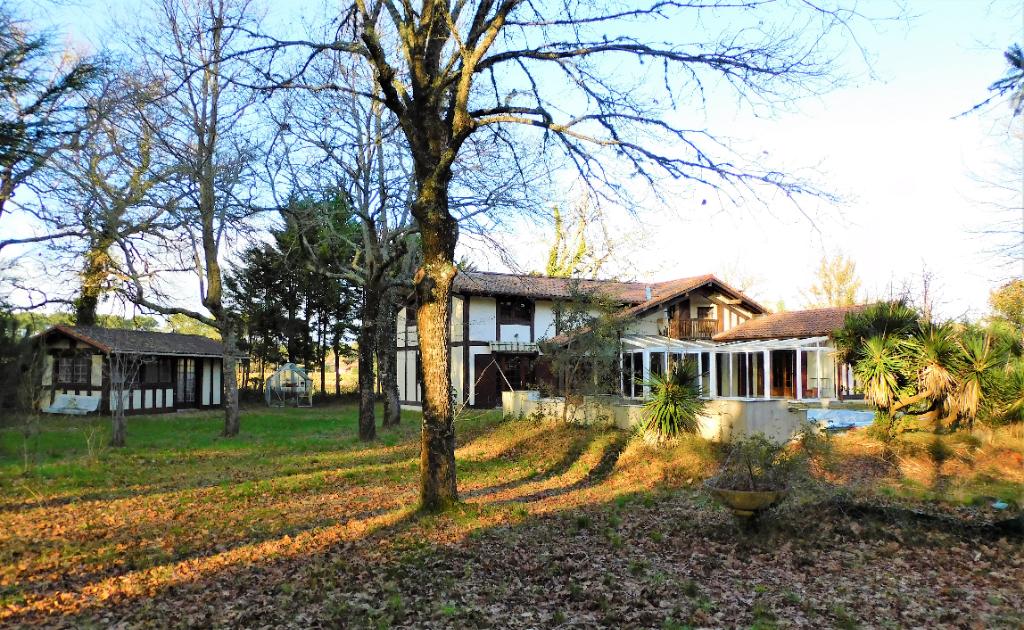 A vendre, belle maison sur Moliets
