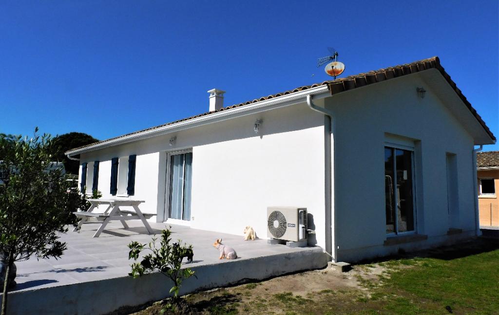 A vendre, maison à LEON