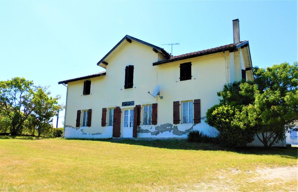 Maison Vielle Saint Girons 6 pièce(s) 121 m2